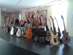 Έκθεση ηλεκτρικής κιθάρας στο Groninger Museum